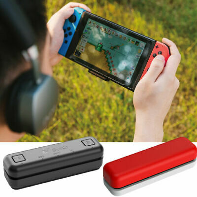 Gulikit Route Air Bluetooth HiFi Audio Tranceiver Adapter For Nintendo Switch