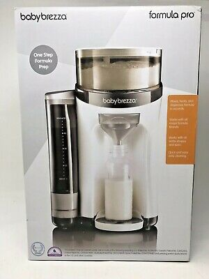 New Baby Brezza Formula Pro Baby One Step Formula Maker - White