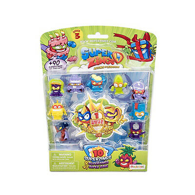 Magic BOX MBXSZ1P0600 superzings SERIE 1 rivali di Kaboom Blister Action Figure