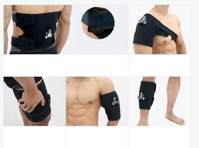Biofeedbac TENS Support provides pain relief with EMS for shoulder, back, arms
