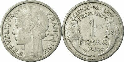 France - Republique Française - Rara Moneta Da 1 Franc - 1944