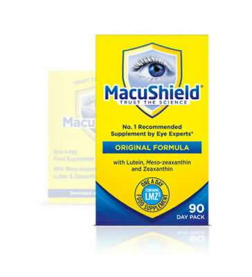 Eye health MacuShield Origninal Formula 90 Tablets