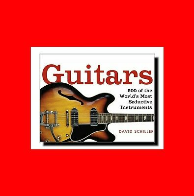 %Guitar Picture Guide Book:guitars 500 Of The World's Most Seductive Instruments