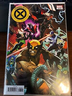 Powers Of X #3 Connecting Variant Asrar (Marvel, 2019) NM-NM+ SOLD OUT!!