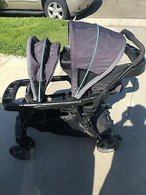 Graco Fast action Click /& Go Jogging Stroller Replacement Center Seatbelt Strap