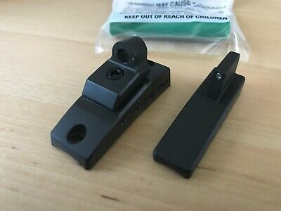 Wilson Combat Remington 870 Ghost Tritium Night Sight Set Trak-Lock II TFR-12