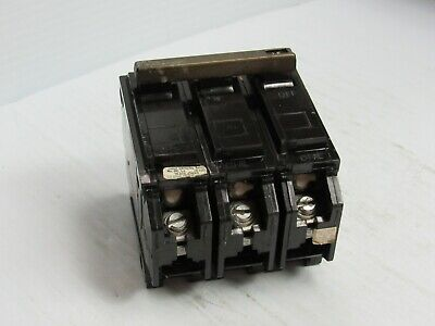 General Electric GE THQB32015 3 Pole 15 Amp Circuit Breaker