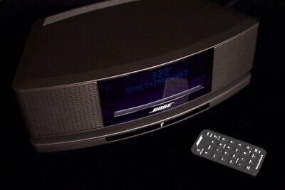 BEAUTIFUL!  Bose Wave SoundTouch Music System IV Speaker - WiFi & Bluetooth