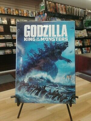 Brand New Sealed Godzilla King Of The Monsters New Dvd