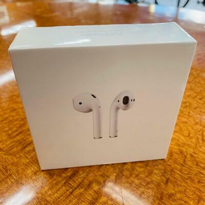 NEW Latest Model Apple AirPods 2nd Gen + Wireless Charging Case MSRP $199 + Tax