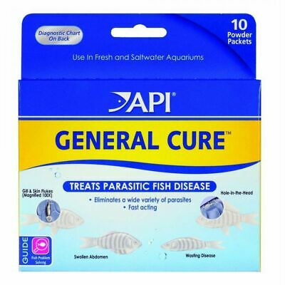 LM API General Cure Powder 10 Packets - (325 mg Each)