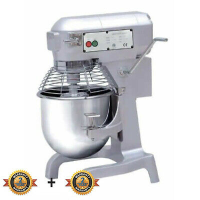 Prepal Planetary Mixer 20L Full Metal Body Commercial Kitchen Quality Bowl