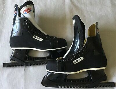 Bauer Professional 77 Mens Size 10US Ice Hockey Skates no laces or insoles