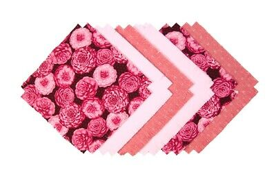 Pinks Shaggy Quilt Kit