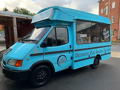 Fully Equipped Catering Van