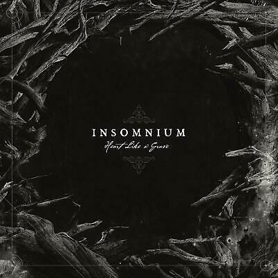 Insomnium - Heart Like a Grave CD ALBUM NEW (3RD OCT)