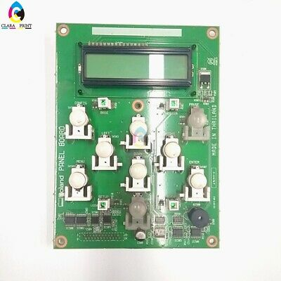 Second Hand Japan Roland Assy, Panel Board RS-540/RS540- W700981210
