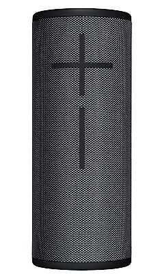 Ultimate Ears BOOM 3 Bluetooth Waterproof Portable Speaker - (Night Black) B+