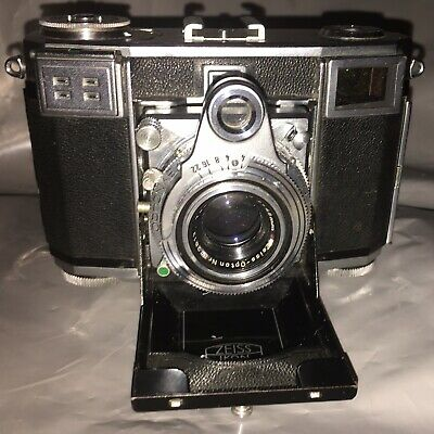 Zeiss Ikon Contessa Rangefinder Camera
