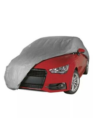 Sealey SCCM All Seasons Car Cover 3-Layer - Large