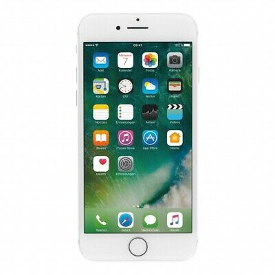 Apple iPhone 7 32 GB argento A++ (come nuovo)
