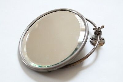 antique bathroom mirror shaving | san o la art brass vtg victorian deco mirror