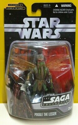 Star Wars The Saga Collection Poggle The Lesser