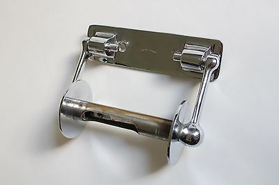 antique toilet paper holder | vintage deco bath victorian bathroom industrial