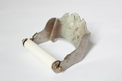 antique toilet paper holder | brasscrafters bath vtg victorian tp holder deco