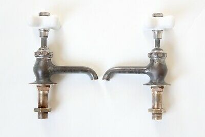 antique faucet bathroom sink | jl mott vtg victorian bathroom plumbing deco bath