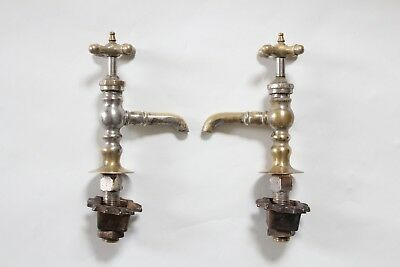antique faucet bathroom sink | five point vtg victorian bathroom plumbing deco