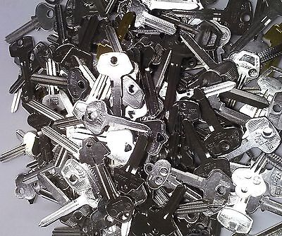 Large Lot of 5 Pounds of Key Blanks-House,Cars,etc.Lot of old & vintage