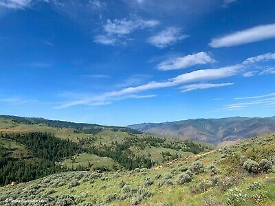 10.48 Acres Washington Columbia River Views Gated!