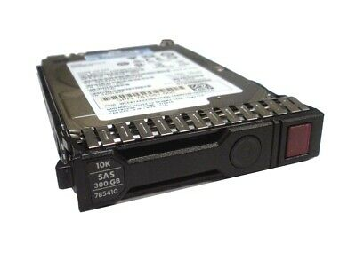 781514-001 HP 600GB 12G SAS 10K 2.5IN SC ENT HDD 846267-B21 846292-001