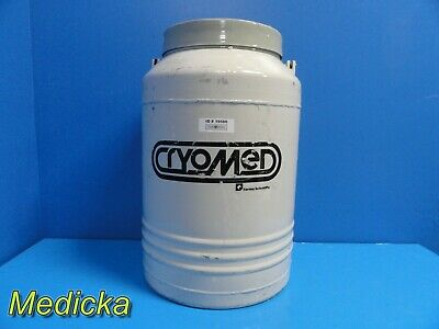 Forma Scientific 8032 Cryomed Nitrogen Storage Tank  ~ 19580