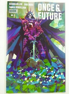 BOOM! Studios ONCE & FUTURE (2019) #1 4th Print SOLD OUT Key NM (9.4) Ships FREE