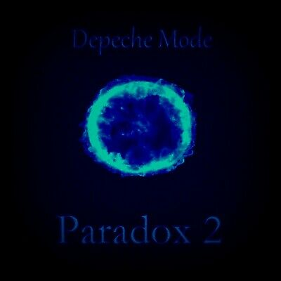 Depeche Mode - Paradox 2 - New Remix CD