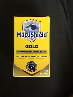 Macushield Gold 30 Day Pack