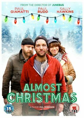 Almost Christmas DVD  *FREE Shipping - FAST Dispatch*