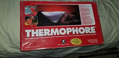 "Thermophore Automatic Moist Heat Pack Heating Pad Standard Size 14"" x 127"""