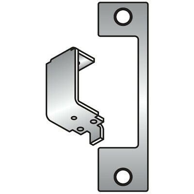 HES HM  Faceplate for HES 1006 Series Electric Strikes for Use with Mortise