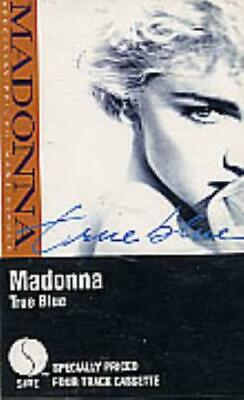 True Blue Madonna cassette single Canadian 9205334 SIRE 1986