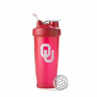 Blender Bottle Collegiate Shaker Bottle - OU