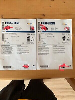 2 Tickets Herbert Grönemeyer am 13.09.2019 Schladming Dachsteinarena