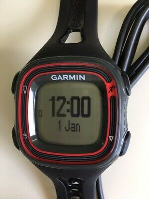 Garmin forerunner 10 gps running watch with charger.  99p start & no reserve!!