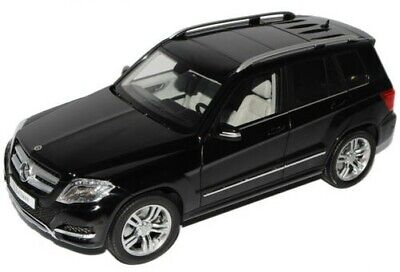 Mercedes-Benz GLK X204 Noir Tous-Terrains Ab Facelift 2012 1/18 Gta Welly Model