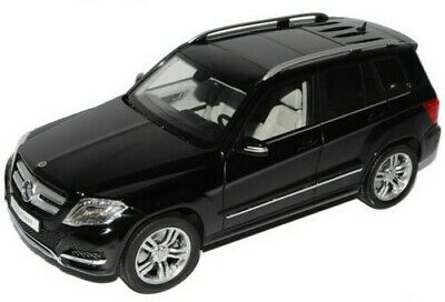 Mercedes-benz GLK X204 Nero SUV da Restyling 2012 1/18 Gta Welly Modello Auto