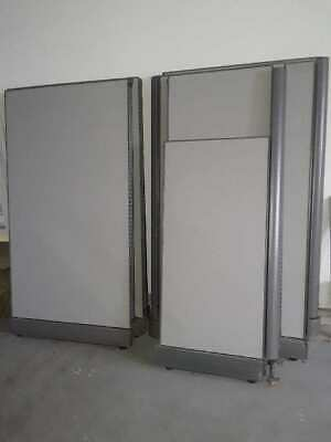 Used Office Partition Walls ( 11 Pcs)