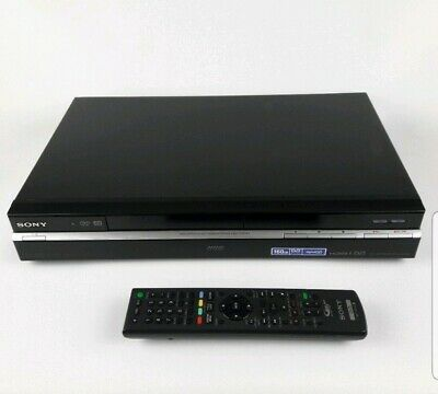 Sony RDR-HXD890 DVD & HDD Recorder,freeview Digital with remote