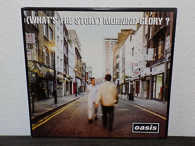 Oasis - (What's the story) Morning Glory - 2 LP Trifold - Remastered - RI